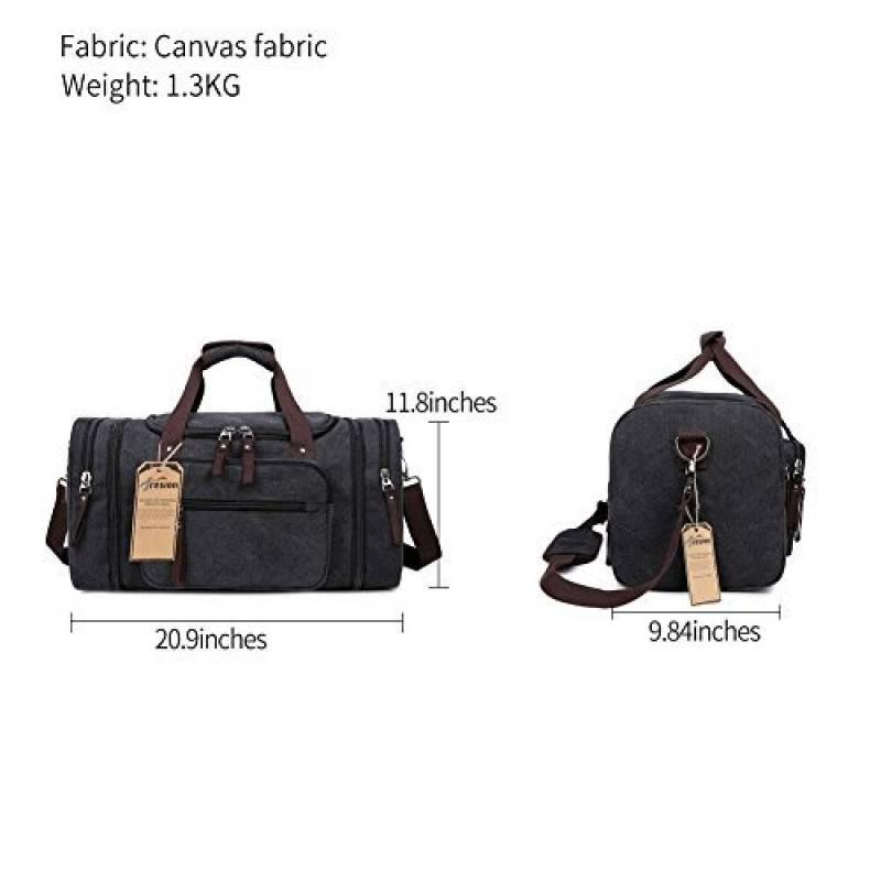 photos officielles f7bcf 8ec86 Sac voyage cuir femme, acheter les meilleurs modèles pour ...