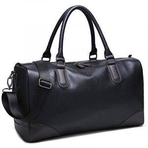 Sac voyage cuir homme bagages, comment choisir les meilleurs modèles TOP 11 image 0 produit