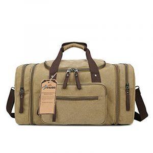 Sac voyage cuir homme bagages, comment choisir les meilleurs modèles TOP 14 image 0 produit