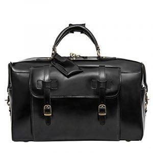 Sac voyage cuir homme bagages, comment choisir les meilleurs modèles TOP 3 image 0 produit