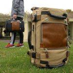 Sac voyage cuir homme bagages, comment choisir les meilleurs modèles TOP 9 image 5 produit