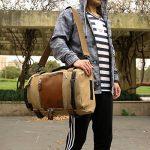 Sac voyage cuir homme bagages, comment choisir les meilleurs modèles TOP 9 image 6 produit