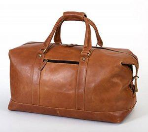 Sac weekend homme cuir marron - acheter les meilleurs produits TOP 11 image 0 produit
