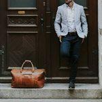 Sac weekend homme cuir marron - acheter les meilleurs produits TOP 11 image 1 produit