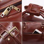 Sac weekend homme cuir marron - acheter les meilleurs produits TOP 3 image 6 produit