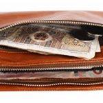 SAIERLONG® Femmes Wallet Zipper Cuir Véritable Portefeuille de la marque SAIERLONG image 3 produit