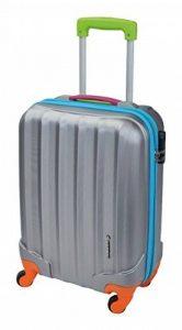 Savebag - Valise rigide 47 Cm - fermeture TSA - 18065/47 format Low-cost - GRIS anthracite- Cap : 29 Litres de la marque Savebag image 0 produit