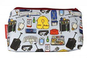 Selina-Jayne cabine équipage Édition limitée concepteur sac cosmétique de la marque Selina-Jayne image 0 produit