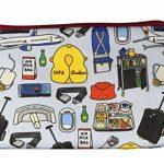 Selina-Jayne cabine équipage Édition limitée concepteur sac cosmétique de la marque Selina-Jayne image 1 produit