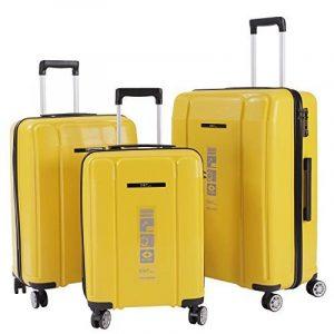 Set 3 valises polycarbonate : top 15 TOP 12 image 0 produit
