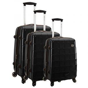 Set 3 valises polycarbonate : top 15 TOP 6 image 0 produit