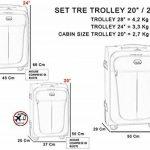 Set 3 valises souples ; votre top 9 TOP 1 image 2 produit