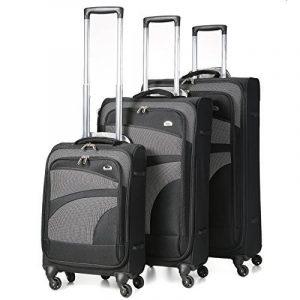 Set 3 valises souples ; votre top 9 TOP 2 image 0 produit