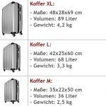 Set 3 valises souples ; votre top 9 TOP 6 image 4 produit