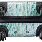set à 3 vacances valises voyage bagages trolley coque rigide 4 roues legér motif PM de la marque Warenhandel König image 5 produit
