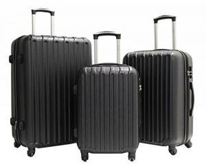 Set de 3 valises 4 roues ; comment trouver les meilleurs produits TOP 3 image 0 produit