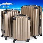 Set de 3 valises 4 roues ; comment trouver les meilleurs produits TOP 6 image 3 produit