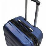 """Set de 3 Valises Alistair """"Fly"""" - ABS Ultra Légères - 4 Roues de la marque Alistair image 1 produit"""
