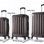 Set de 3 valises - notre top 13 TOP 8 image 5 produit