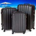 Set de 3 valises rigides - le top 10 TOP 0 image 3 produit