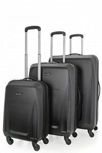 Set de 3 valises rigides - le top 10 TOP 12 image 0 produit