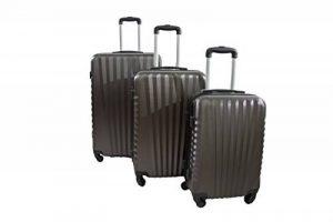 Set de 3 valises rigides - le top 10 TOP 7 image 0 produit