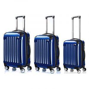 Set de 3 valises rigides - le top 10 TOP 8 image 0 produit