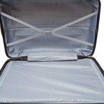 """Set de 3 valises rigides - Trolley ADC """"Elegant"""" (S,M,L) 245 Litres. de la marque TROLLEY ADC image 4 produit"""