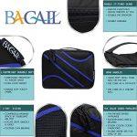 Set de 4 Organisateurs Voyage Sac Bagage Valise Sac à Linge Compris de la marque BAGAIL image 1 produit