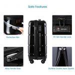 Set de valises rigides : choisir les meilleurs modèles TOP 8 image 4 produit