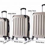 Set de valises rigides polycarbonate : choisir les meilleurs produits TOP 6 image 5 produit