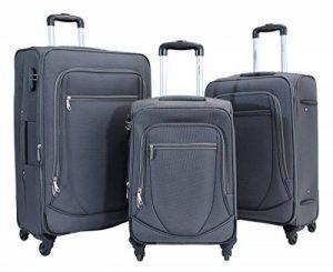 Set trois valises - comment acheter les meilleurs modèles TOP 5 image 0 produit