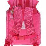 sigikid 23060 enfant fille, sac à dos rose vif, 'Pinky Queeny' de la marque Sigikid image 1 produit