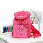 sigikid 23060 enfant fille, sac à dos rose vif, 'Pinky Queeny' de la marque Sigikid image 4 produit