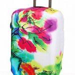 SINOKAL élastique 18-20 pouces 22-24 pouces 26-28 pouces 30-32 pouces Couvre bagages pour valises couverture de protection (Couverture seulement, ne comprend pas la valise) de la marque SINOKAL image 2 produit