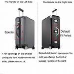 SINOKAL élastique 18-20 pouces 22-24 pouces 26-28 pouces 30-32 pouces Couvre bagages pour valises couverture de protection (Couverture seulement, ne comprend pas la valise) de la marque SINOKAL image 4 produit