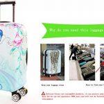 SINOKAL élastique Couvre bagages pour valises couverture de protection (Couverture seulement, ne comprend pas la valise) de la marque SINOKAL image 1 produit