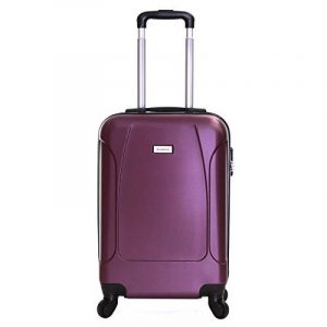 Slimbridge Alameda 55cm dur 4 roues valise cabine de la marque Slimbridge image 0 produit