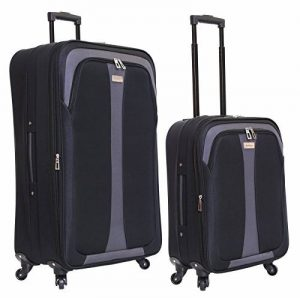 Slimbridge Andalucia ensemble de 2 valises extensibles de la marque Slimbridge image 0 produit