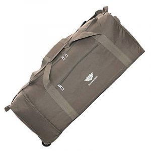 Slimbridge Havant grand 80cm sac pliable à roulettes de la marque Slimbridge image 0 produit