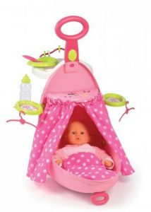 Smoby - 24207 - Valise Nursery - Minnie de la marque Smoby image 0 produit