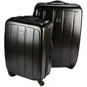 SNOWBALL - Ensemble 2 valises 4 roues 100% POLYCARBONATE - Valises pas chers de la marque Snowball image 0 produit