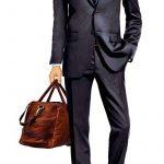 STILORD 'Travis' Sac de voyage cabine en cuir sac à bandoulière petit vintage pour homme femme sac pour week-end sport excursion en véritable cuir de buffle de la marque STILORD image 2 produit