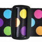 Sunray Sangle à Bagage avec Serrure TSA à Code 3 Chiffres Antivol, Ceinture de Valise Ajustable pour Voyage Combinaison Lock (Tartan Multicolore) de la marque Sunray image 6 produit