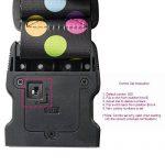 Sunray Sangle à Bagage avec Serrure TSA à Code 3 Chiffres Antivol, Ceinture de Valise Ajustable pour Voyage Combinaison Lock (Tartan Multicolore) de la marque Sunray image 3 produit