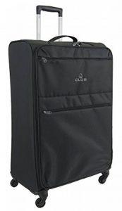 Super léger, World claire Chariot de valise, 4roues spinner bagages cas, 360degrés de la marque Skylite Luggage image 0 produit