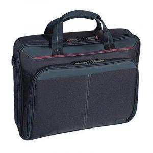 """Targus Classic Clamshell Sacoche pour Ordinateur Portable 15,4-16"""" - Noir de la marque Targus image 0 produit"""