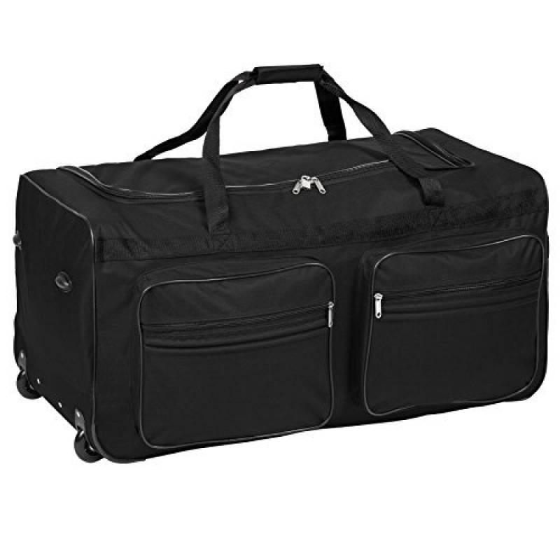 sac de voyage noir acheter les meilleurs mod les pour 2018 top bagages. Black Bedroom Furniture Sets. Home Design Ideas