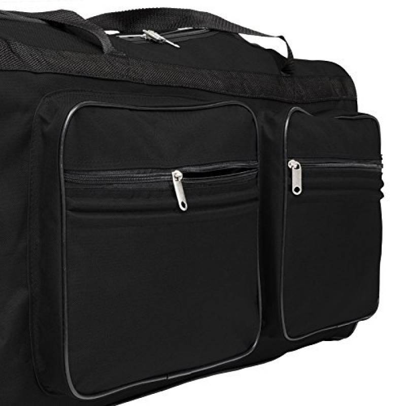 sac de voyage roulette l ger les meilleurs produits pour 2019 top bagages. Black Bedroom Furniture Sets. Home Design Ideas