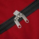 TecTake Grand sac de voyage XXL valise trolley à roulettes | 160 litres | poignée télescopique | diverses couleurs au choix de la marque TecTake image 6 produit